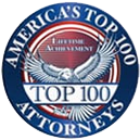 America's Top 100 Attorneys | Lifetime Achievement | Top 100
